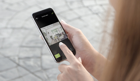 Auto-surveillance sur smartphone avec Tranquillity-Premium