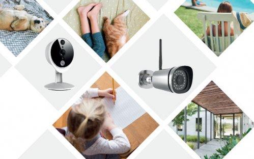 Caméras connectées Tycam pour l' intérieure et l'extérieur de la maison