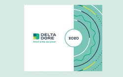 Catalogue professionnel Delta Dore 2017/2018