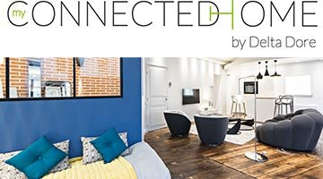 showroom domotique My Connected Home by Delta Dore