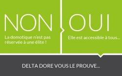 La domotique Delta Dore accessible à tous