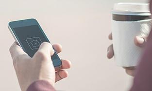 Services Tranquillity de Delta Dore sur smartphone