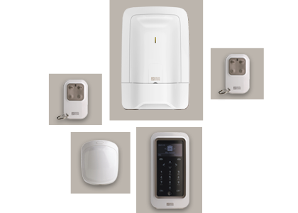 solution alarme maison pack Tyxal+ Compact