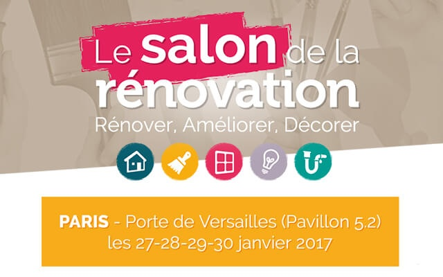 Delta dore participe au salon de la r novation 2017 for Salon d adoption porte de versailles