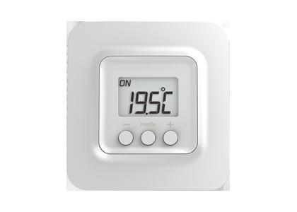 domotique g rez votre chaudi re pompe chaleur delta. Black Bedroom Furniture Sets. Home Design Ideas