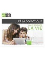 Vignette Guide maison connectée Delta Dore
